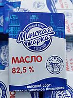 Масло сливочное 82,5% 200г. Беларусь