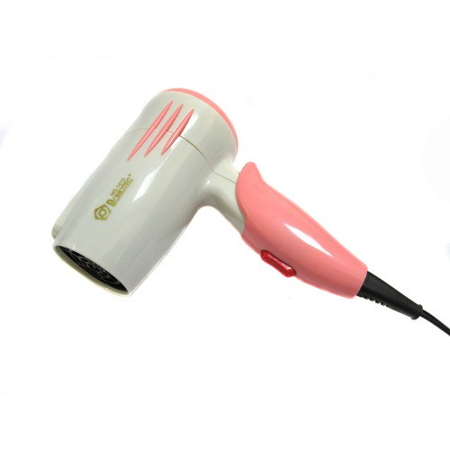 Складной Фен для волос Domotec Foldable MS-1410 1400W дорожный