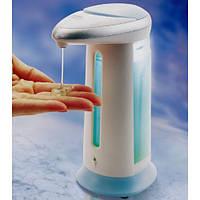 Сенсорный дозатор для жидкого мыла, Сенсорная мыльница Soap Magic дозатор для мыла, 300ml, фото 1