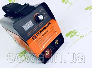 ✔️ Сварочный Инвертор Tekhmann TWI-260 DB _ Мощность 7300 Вт _ 50 Гц, фото 2