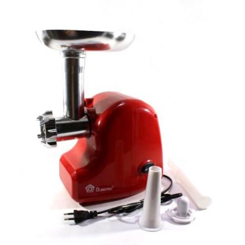 Кухонная электромясорубка Domotec MS-2017 1500W Red мясорубка