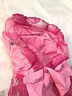 Дождевик детский с надувным капюшоном Unicorn S M L XL , фото 2