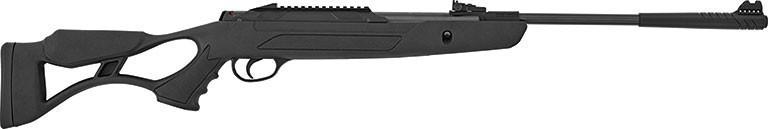 Пневматическая винтовка Hatsan AirTact PD Vortex с установленной газовой пружиной