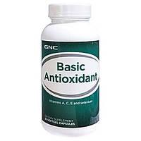 Антиоксидантная формула GNC Basic Antioxidant 30 softgels