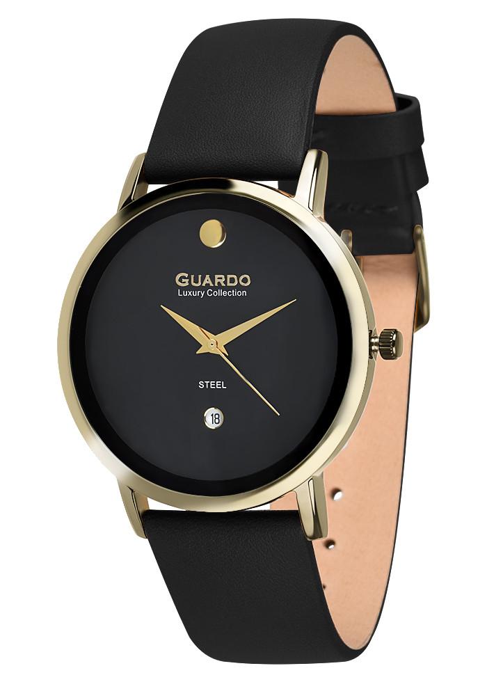 Жіночі наручні годинники Guardo S00690 GBB