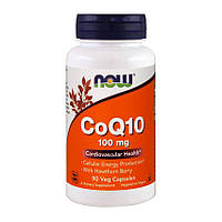Коензим Q10 NOW CoQ10 100 mg 90 veg caps