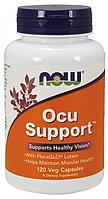 Поддержание зрения NOW Ocu Support 120 veg caps