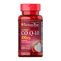 Коэнзим Q-10 Puritan's Pride Q-SORB Co Q-10 100 mg 120 softgels