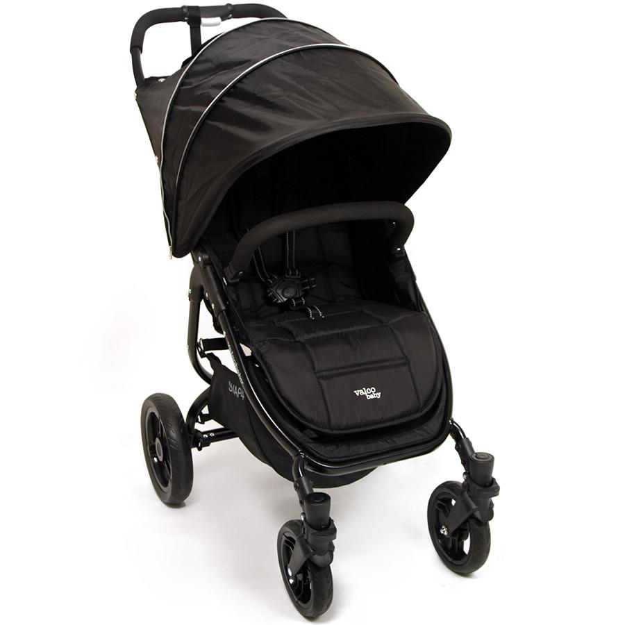 Прогулочная коляска Valco Baby Snap 4 | Black Beauty