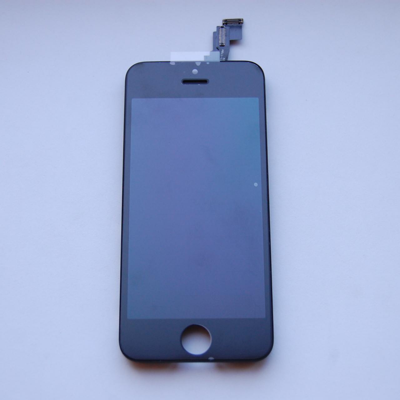 Дисплейный модуль Apple iPhone 5C Black