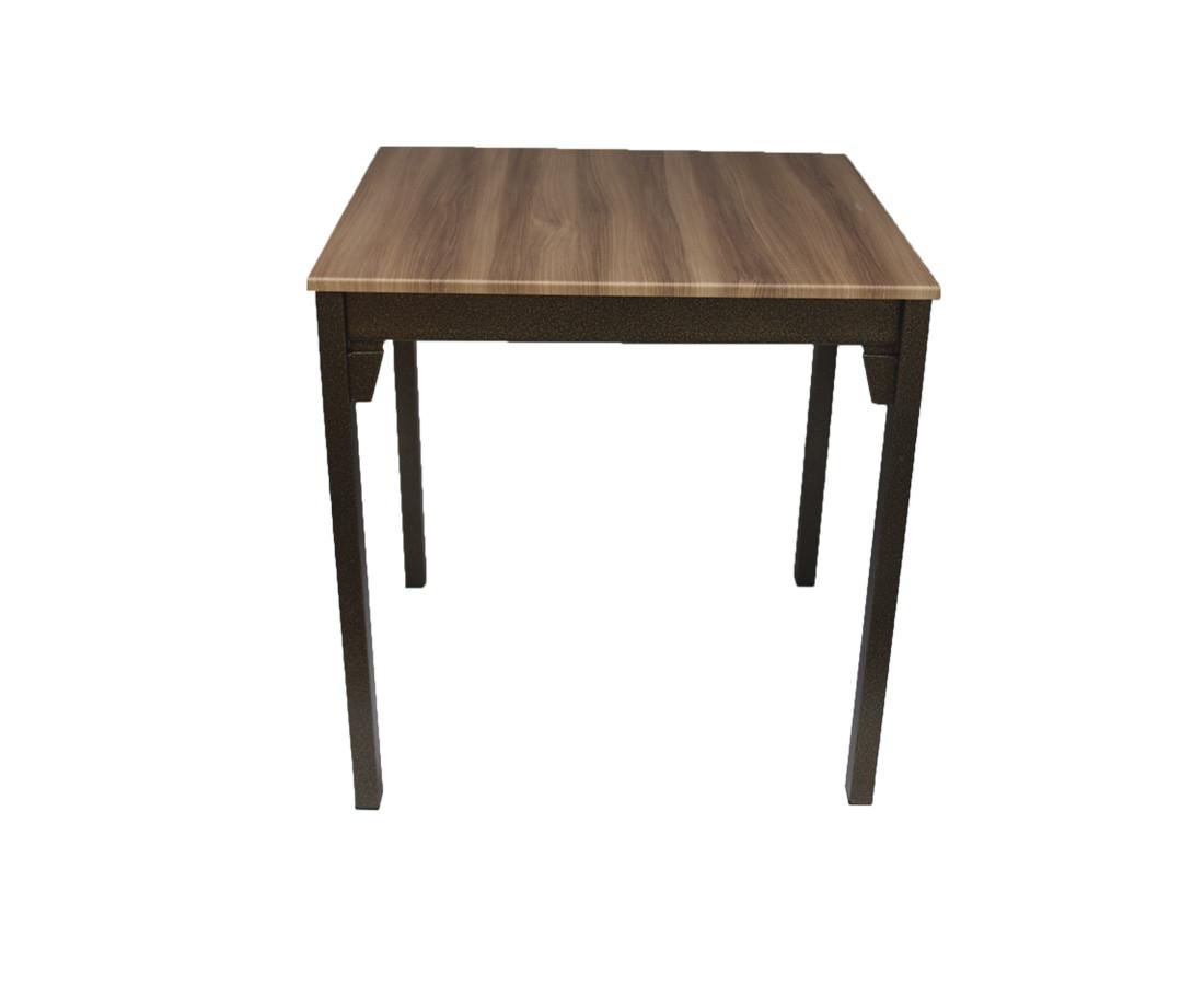 Стол обеденный квадратный 60*60 см складной