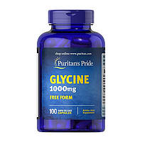 Глицин Puritan's Pride Glycine 1000 mg 100 cap