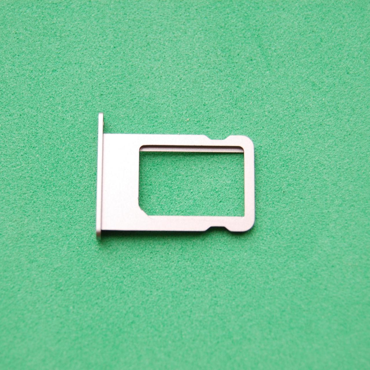 Держатель sim-карты для Apple iPhone 5S gray
