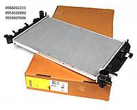 Радиатор охлаждения VW Crafter / Mercedes Sprinter 06- (+AC/-AC) NRF (Нидерланды) 53885