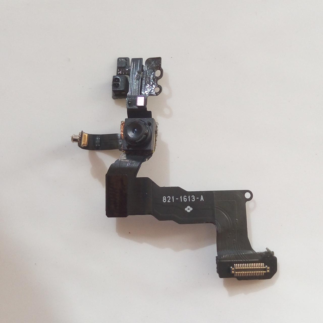 Шлейф для Apple iPhone 5C передней камеры,датчика приближения,с компонентами