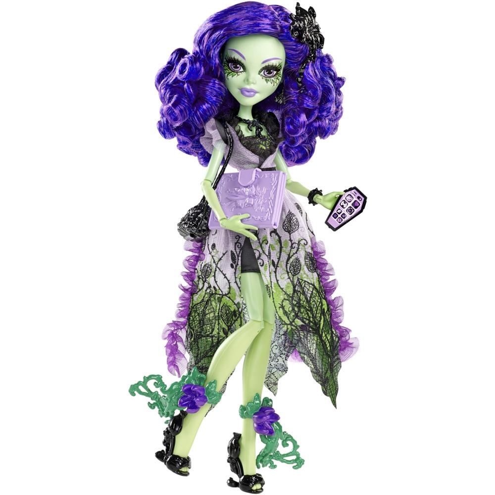 Лялька Монстер Хай Аманіта Найтшейд, Monster High Amanita Nightshade