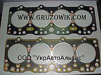 Прокладка головки блока цилиндров Foton 1043 (YZ4102ZLQ 3,4L)