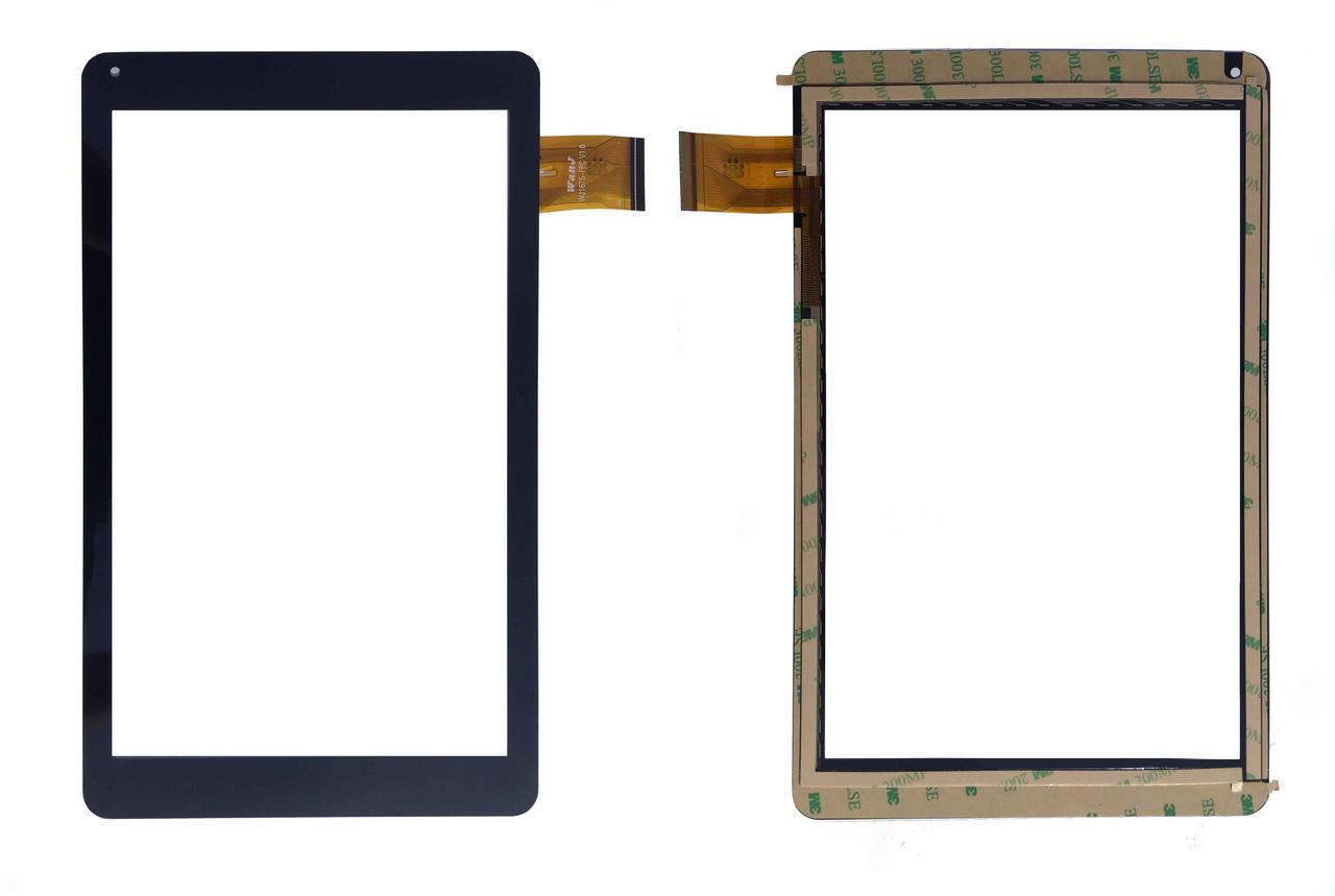 Тачскрин 257x157mm 50pin WJ1675-FPC V1.0 Черный