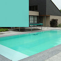 Лайнер для бассейна Cefil Caribe 1,65 х 25,2 м бирюза. Пленка для бассейнов Испания.