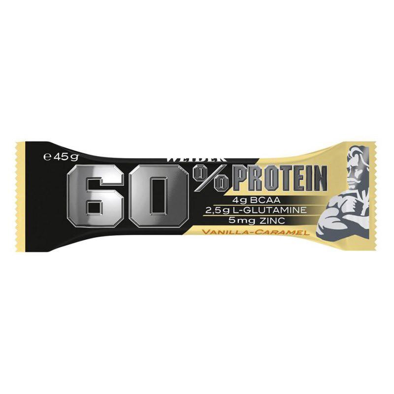 Протеїновий батончик Weider 60% Protein Bar 45 g