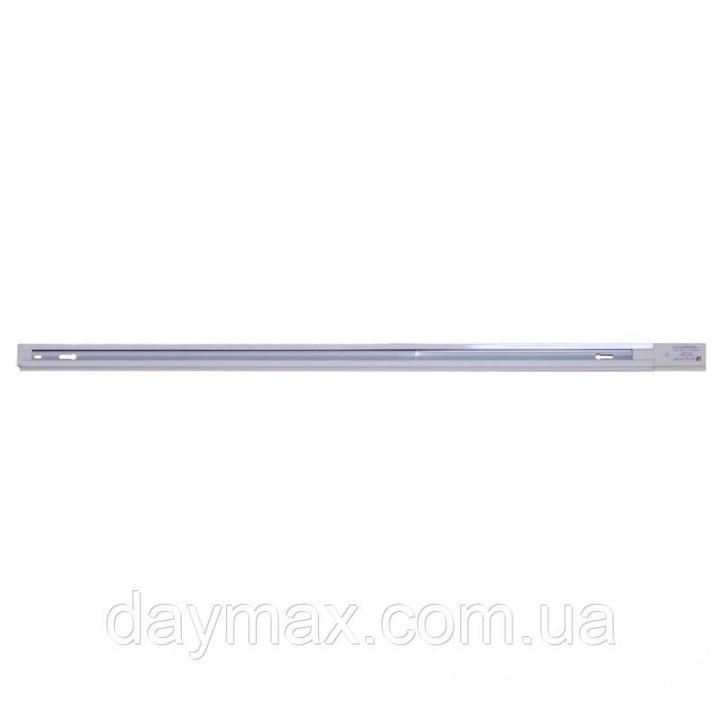 ElectroHouse Рейка для трекового LED світильника 2 м біла