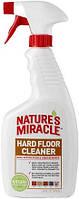 Nature's Miracle Hard Floor Cleaner Спрей от пятен и запахов для всех видов полов, 709 мл