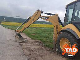 Экскаватор-погрузчик Caterpillar 434E (2007 г), фото 2