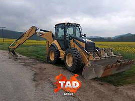 Экскаватор-погрузчик Caterpillar 434E (2007 г), фото 3
