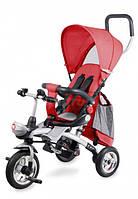 Дитячий триколісний велосипед Lionelo Tim Plus Red