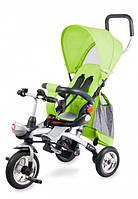 Дитячий триколісний велосипед Lionelo Tim Plus Green