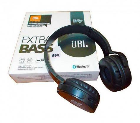 Накладные Bluetooth Наушники с Mp3 Плеером Беспроводные Блютуз, фото 3