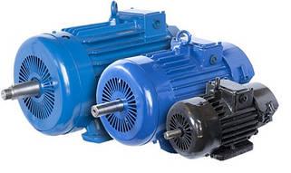 Электродвигатели крановые