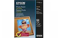 Глянцевая фотобумага Epson Glossy Photo Paper 10x15, 200g, 500 листов