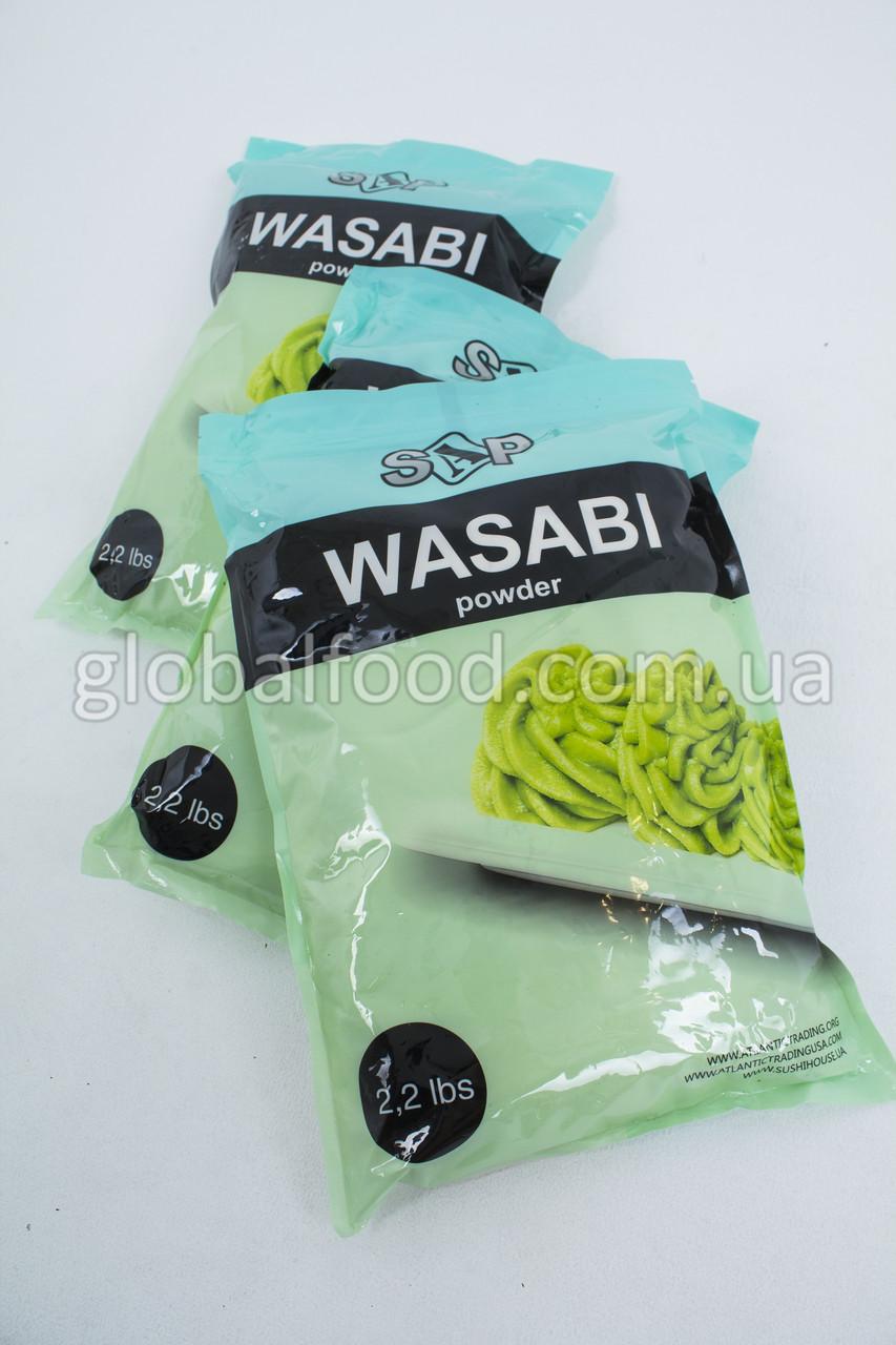 Васаби Сухой Порошок острый SAP (1 кг.)