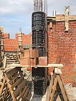 Опалубка для колони 350мм багаторазова