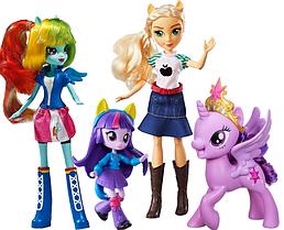 Куклы, пони My Little Pony Equestria Girls