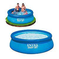 Надувной бассейн Intex 28110 (244х76 см) Объем 2419 л