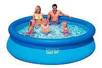 Наливной бассейн семейный Intex  305х76 см. Объем 3853 л