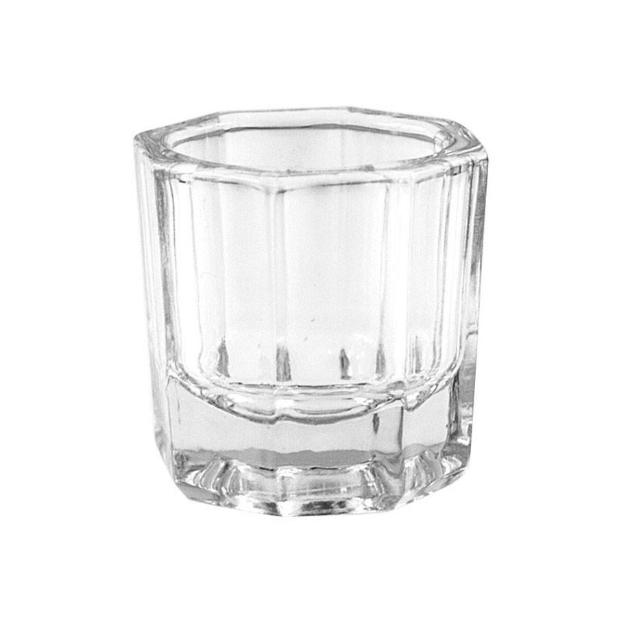 Стеклянный стаканчик для мономера