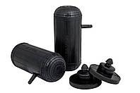 ГАРАНТИЯ 365 ДНЕЙ  (пневмобалон) AIRSPRING 85/200 мм усиленная с боковым нипелем