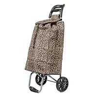 Сумка-тележка Epic City X Shopper Ergo 40 Leopard