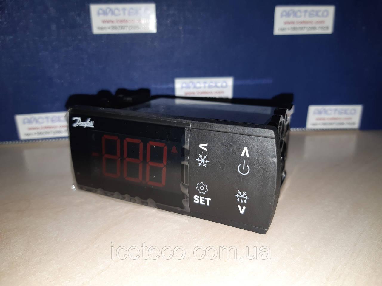 Цифровой контроллер Danfoss ERC 213 (2 датчика)