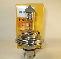 Лампа галогенная PHILIPS H4+30% 12V 55W 12342PRC1
