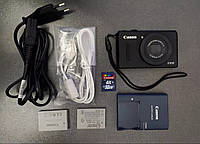 Фотоаппарат Canon PowerShot S100 Black