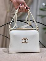 9b9a7ed5bacb Белая маленькая женская сумочка через плечо небольшая сумка экокожа