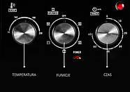 Електропічка - духовка 63 л Camry CR 6017, фото 3