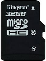 Карта памяти Kingston microSDHC 32 GB Class 10 no adapter
