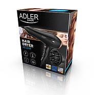 Професійний фен з дифузором Adler AD 2244, фото 9