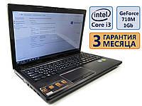Ноутбук Lenovo G580 15.6 (1366x768) / Intel Core i3-3110M (2x2.4GHz)/ GeForce 710M. 1Gb/ RAM 4Gb / HDD 500Gb/АКБ 1 ч. 50 мин./Сост. 9.5/10 БУ