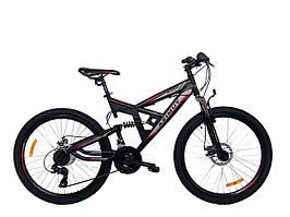 Горный подростковый велосипед Azimut Shock 24 GD